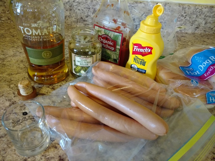 The Fraternal Order of Hot Dogs and Scotch - Anthony Norman White